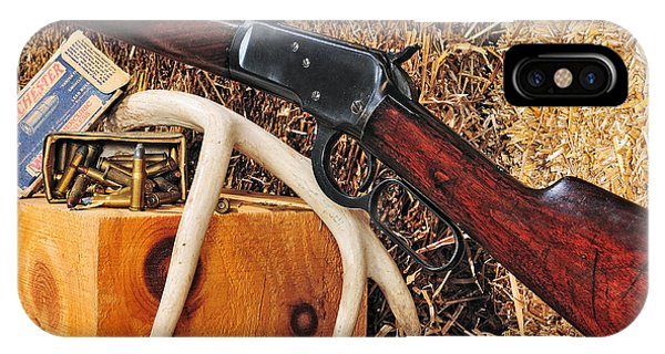 Winchester Model 92 IPhone Case