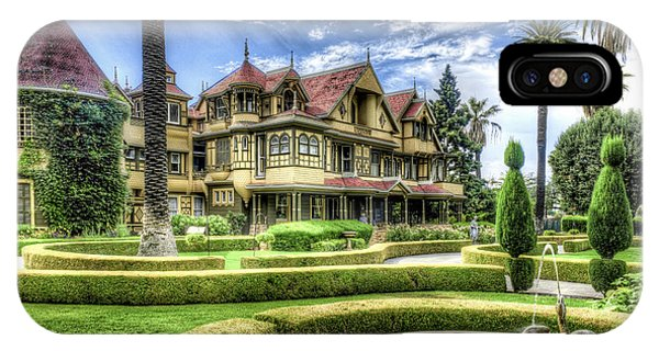 Winchester Mystery House IPhone Case