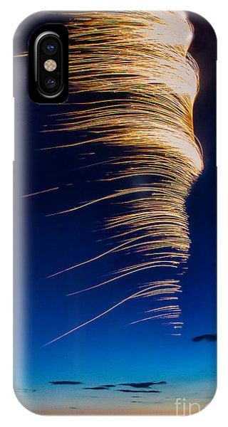 Wind As Light IPhone Case