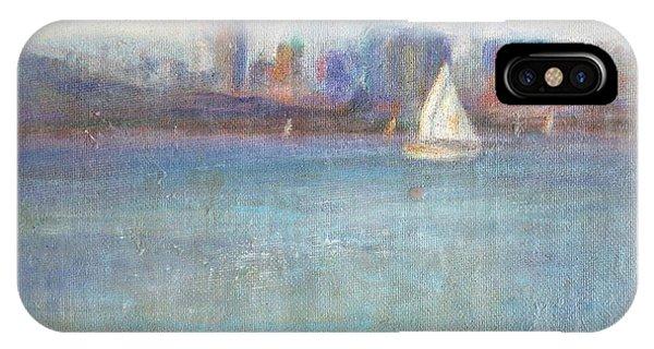 Wind In My Sails IPhone Case