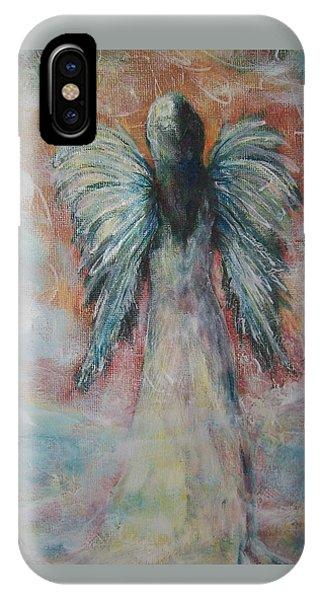 Wind In My Wings, Angel IPhone Case