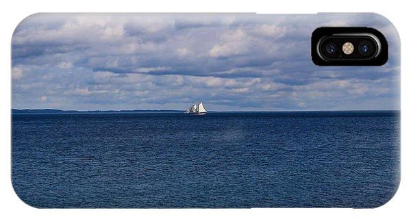 Wind In The Sails IPhone Case