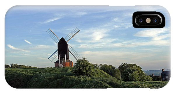 Windmill On Brill Common IPhone Case