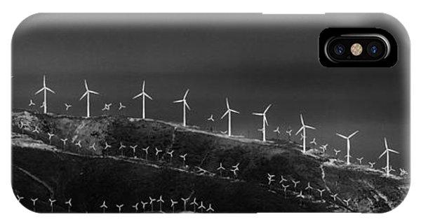 Windmills 1 IPhone Case