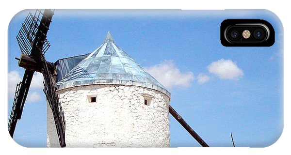 Windmills IPhone Case