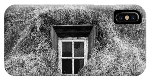 Window In Nature IPhone Case