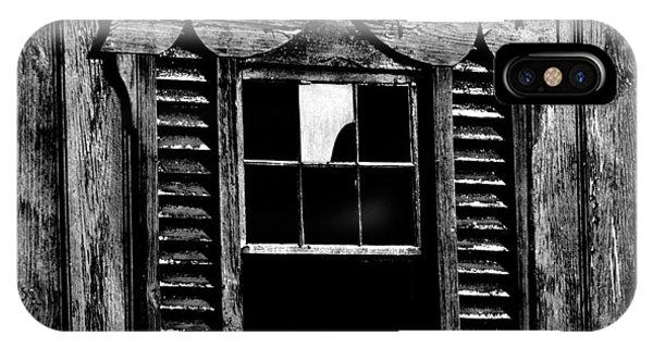 Window Pane IPhone Case