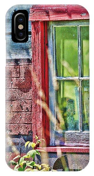 Window Story IPhone Case