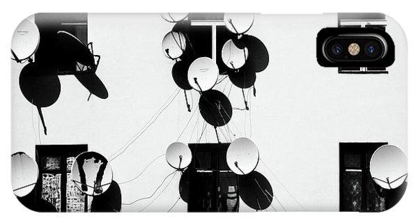 Russia iPhone Case - Windows by Marina Yushina
