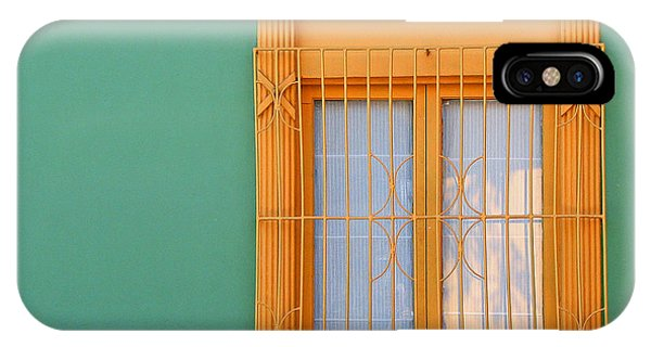IPhone Case featuring the photograph Windows Of The World - Santiago Chile by Rick Locke