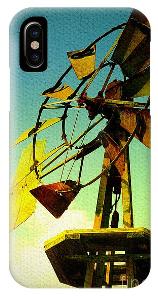 Winds Of Change IPhone Case