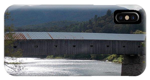 Windsor Cornish Bridge IPhone Case