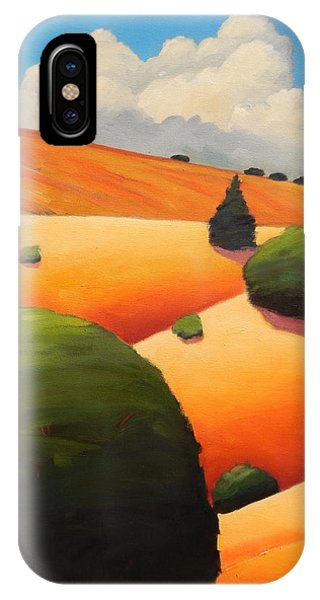 Windy Hill Revisit Panel Two IPhone Case