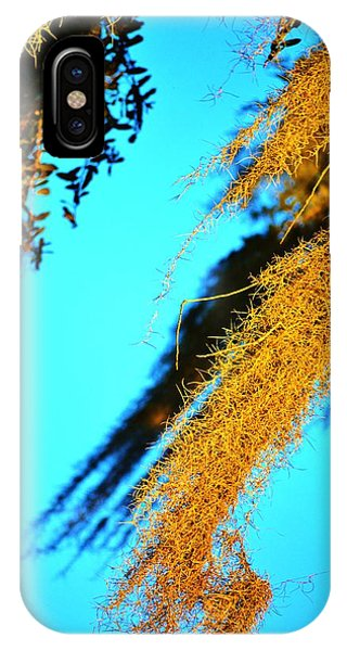 Windy Moss IPhone Case