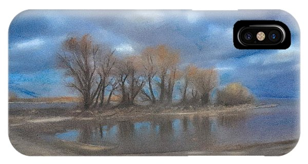 Windy Point IPhone Case