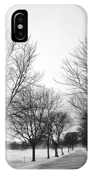 Windy Road 2 IPhone Case