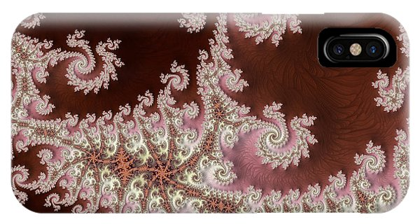 Wine And Lace IPhone Case
