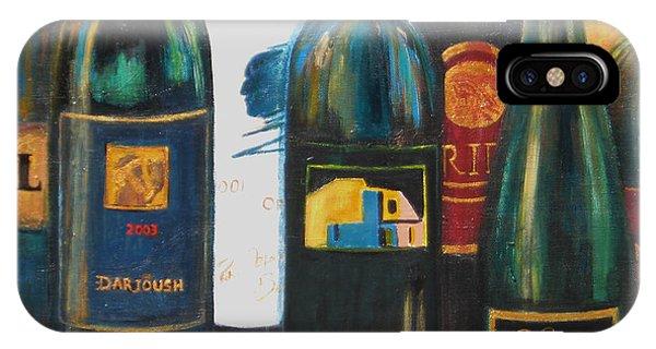 Wine Bar IPhone Case