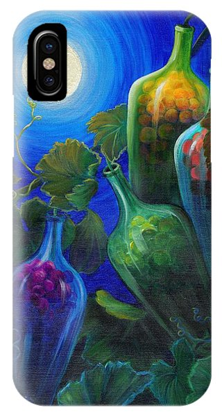 Wine On The Vine IPhone Case