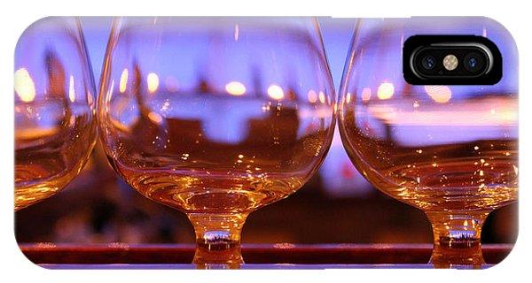 Wine Phone Case by Stephanie Leidolph