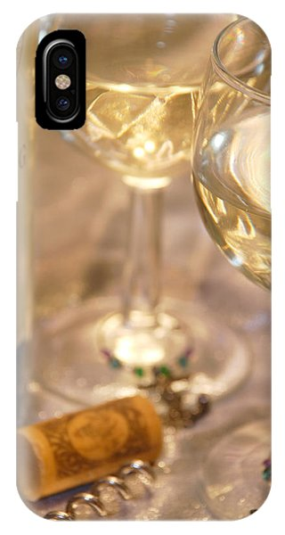 Wine With Friends IPhone Case