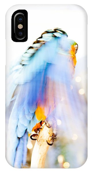 IPhone Case featuring the photograph Wing Dream by Fran Riley