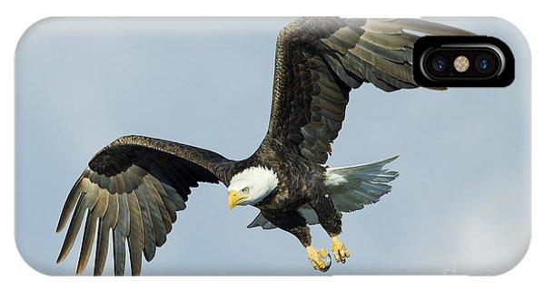 Wing Flare Phone Case by John Blumenkamp