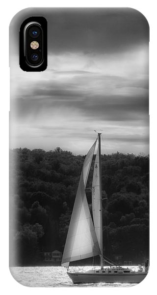 Wing On Wing IPhone Case
