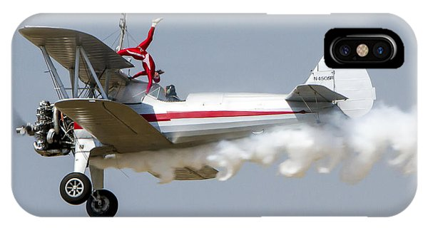 Wing Walker 2 IPhone Case