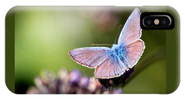 Wings Of Tenderness IPhone Case