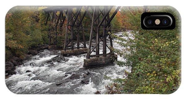 Winnipesaukee River IPhone Case