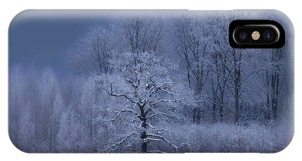 Winter Phone Case by Allan Wallberg