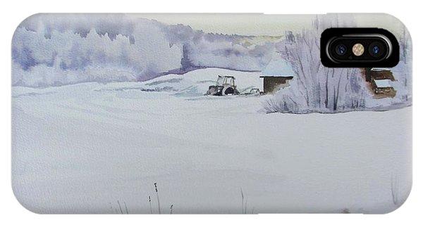 Winter Blanket IPhone Case