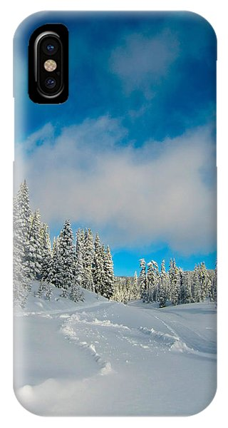 Winter Bliss IPhone Case