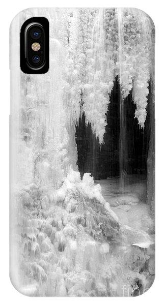 Winter Cave IPhone Case