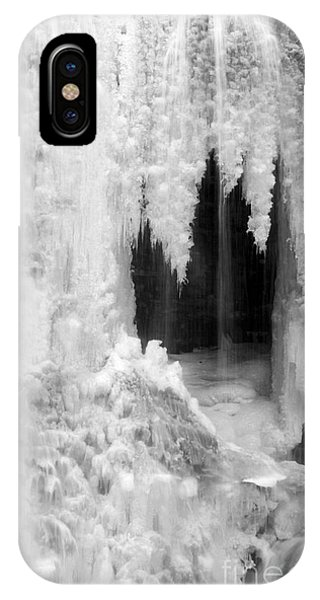 Winter Cave IPhone Case