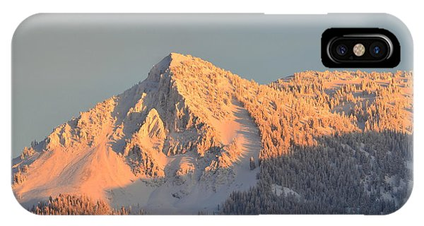 IPhone Case featuring the photograph Winter by Dorrene BrownButterfield