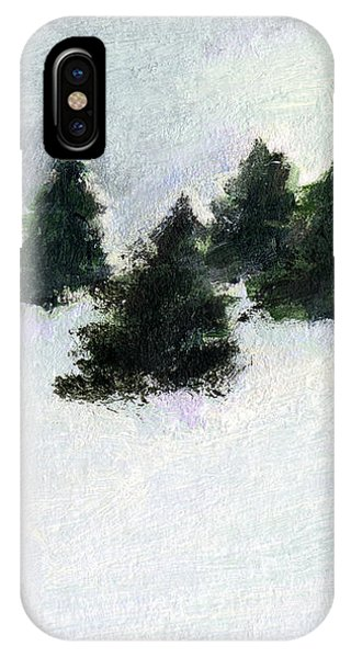 Winter Hill IPhone Case