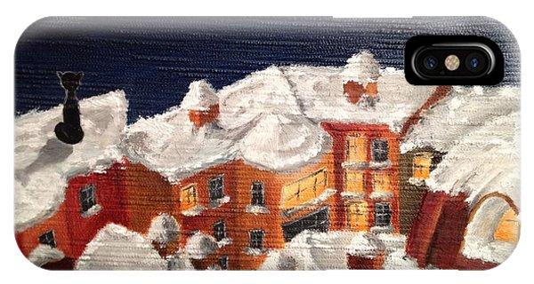 Winter In St Petersburg Phone Case by Margarita Gokun