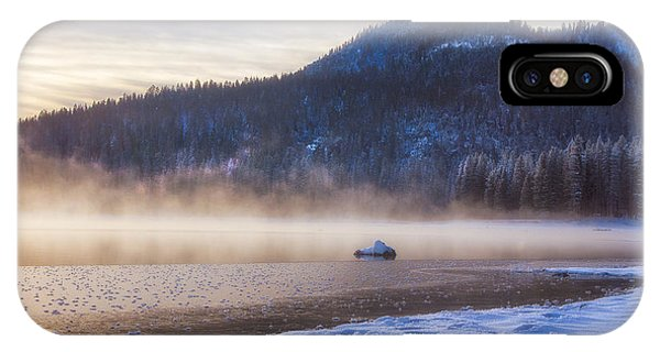 Winter Mist IPhone Case