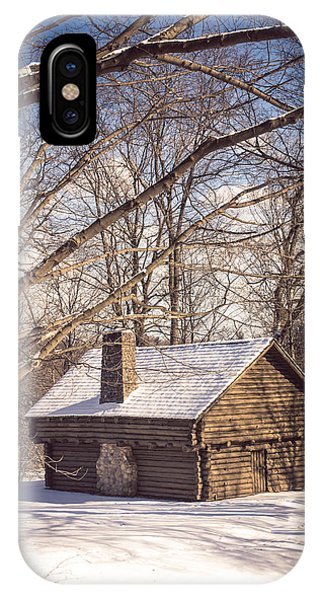 Winter Retreat IPhone Case