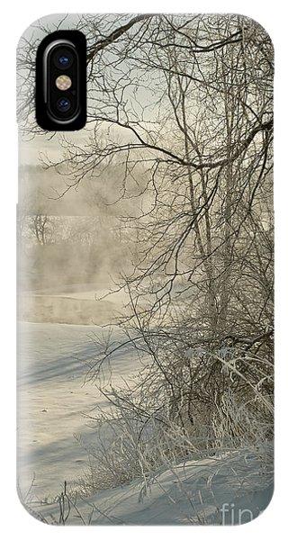 Winter Romance IIi IPhone Case
