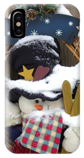 Winter Smile IPhone Case