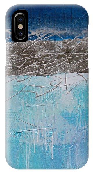 Winter Snow #2 IPhone Case