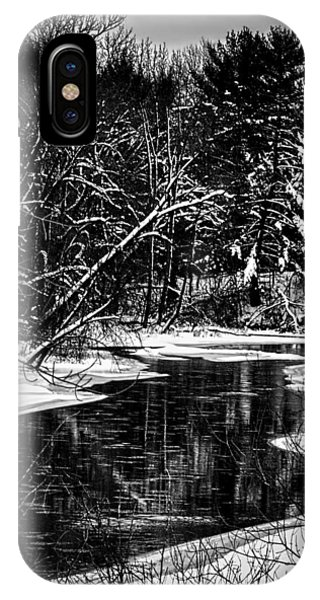 Winter Solitude IPhone Case