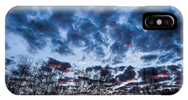 Winter Sunrise 1 IPhone Case