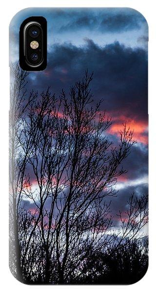 Winter Sunrise 2 IPhone Case