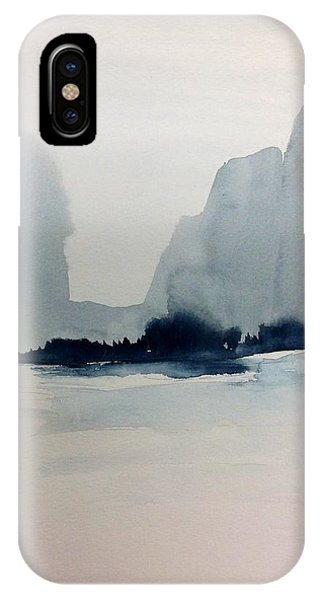 Winter Wash IPhone Case