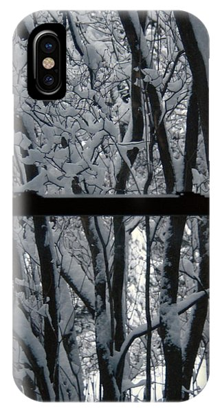 Winter Window IPhone Case