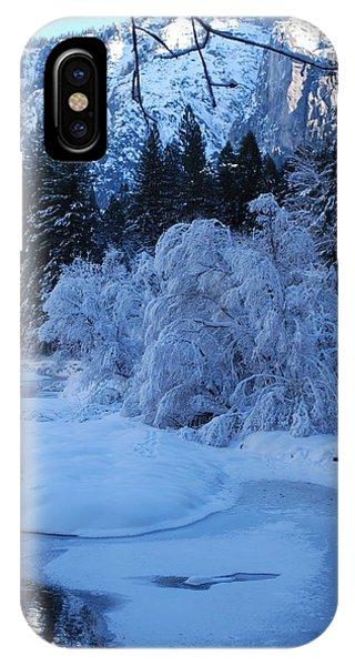 Winter Wonderland 1 IPhone Case